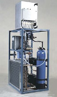 Pure water cooling systems - SWEP